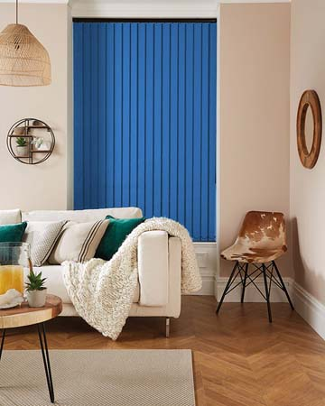 Louvolite Carnival Pacific Vertical Blinds