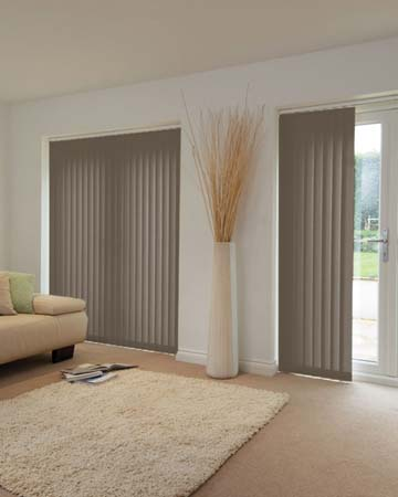 Louvolite Carnival Shadow Vertical Blinds