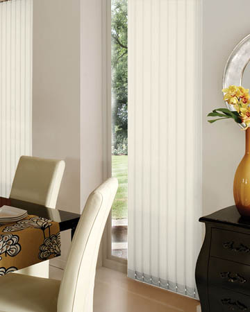 Louvolite Contex SPC Apollo Vertical Blinds