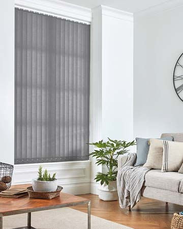 Simply Limestone Vertical Blinds