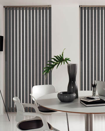 Vitra Zinc Vertical Blinds