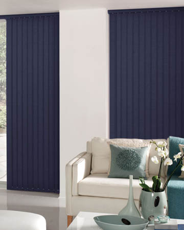 Wipeable Marine Vertical Blinds