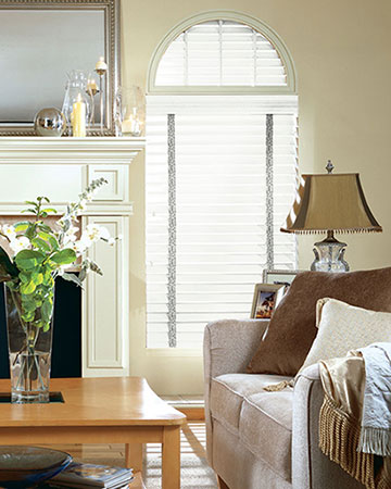 SLX Cotton Wooden Blinds