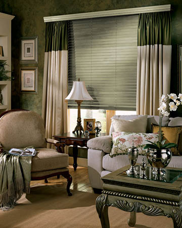 Styleline Express Plus Apple Wooden Blinds