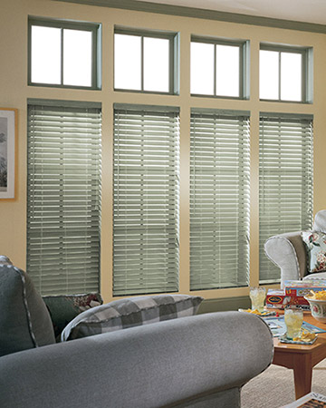 Rosemary Wooden Blinds